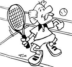 Kleurplaat 50 Jaar Abraham Kennismakingsles Tennis Speciaal Voor Senioren 60